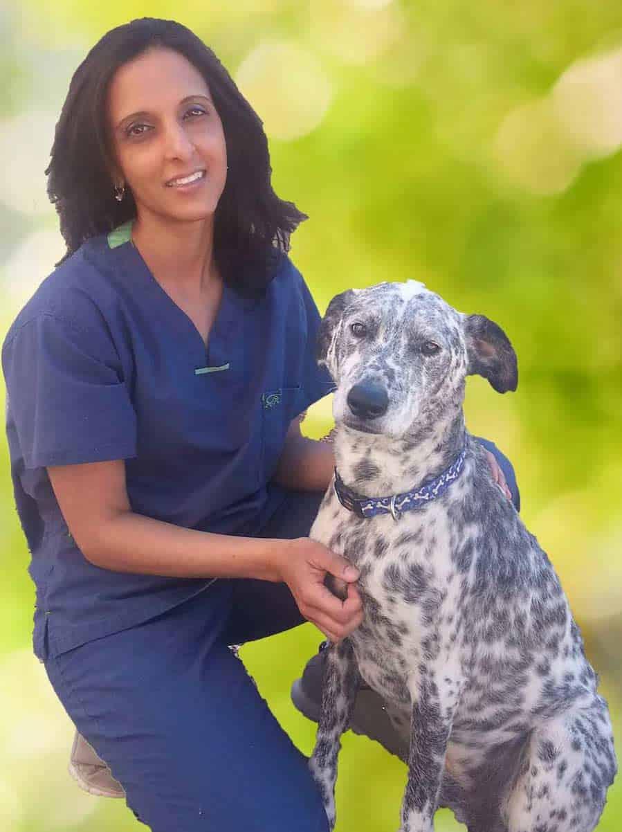 Dr. Veena Alexis